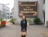 杨经理于上海南湖学校